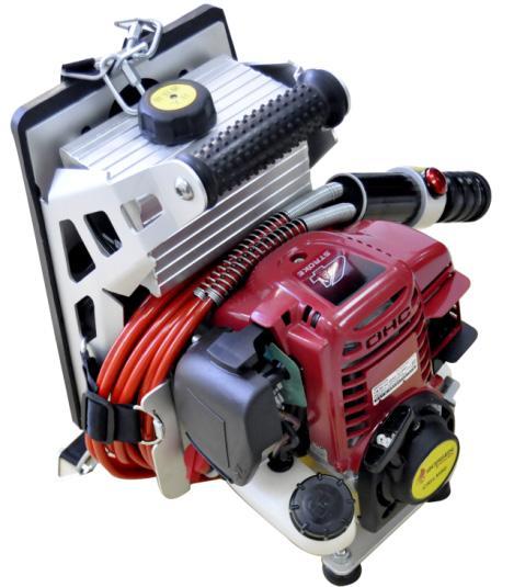 背负式机动泵CRH.M80